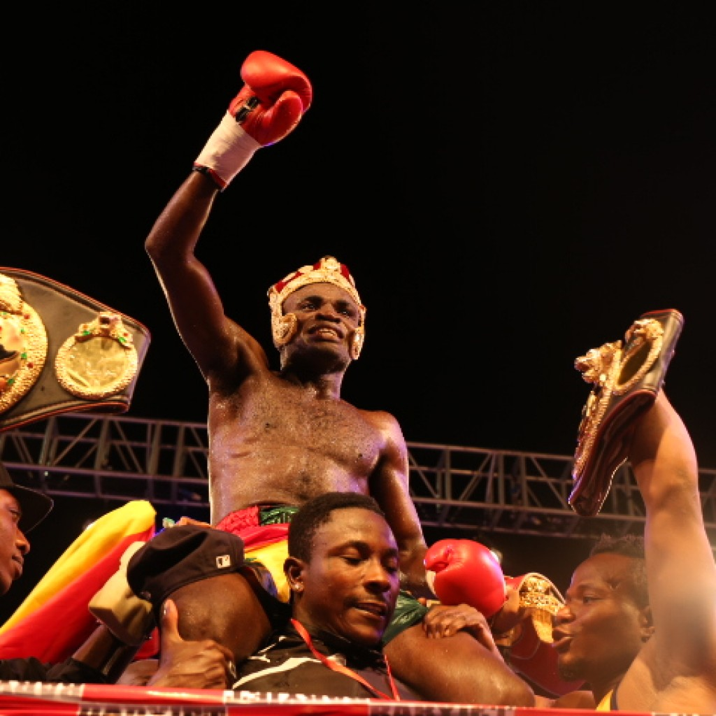 Emmanuel 'Game Boy' Tagoe