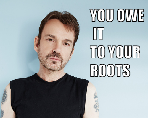 An image of Billy Bob Thornton who appeared on Oprah's Lifeclass