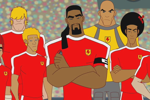 An image for the show Supa Strikas