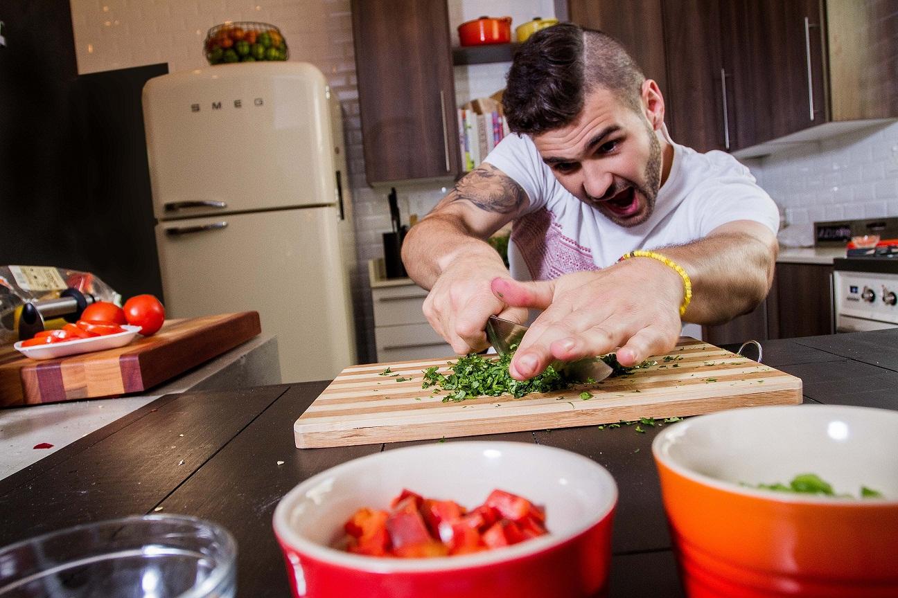 JSomething cooking