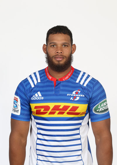 Nizaam Carr on the Stormers