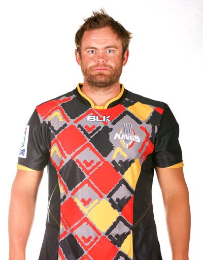 Martin Bezuidenhoudt of the Southern Kings