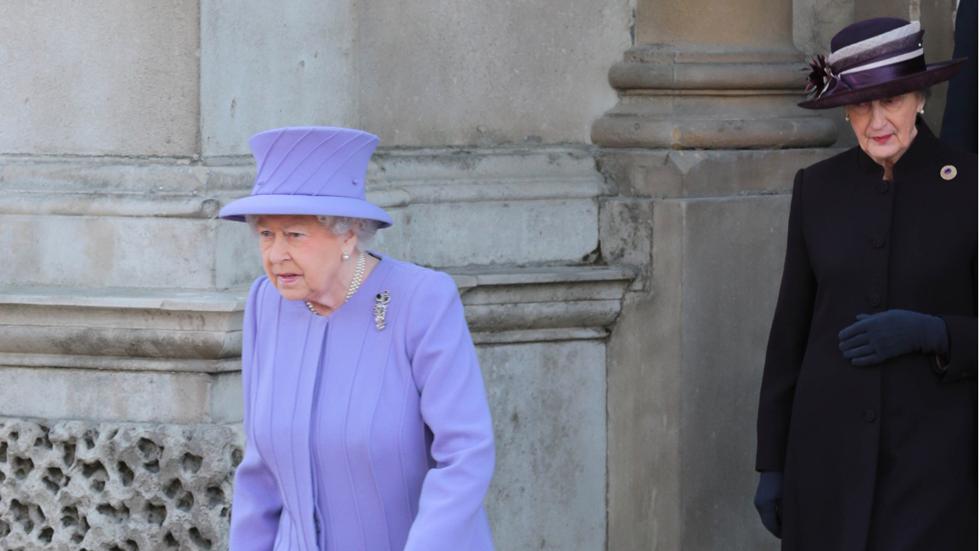 Queen Elizabeth at 90