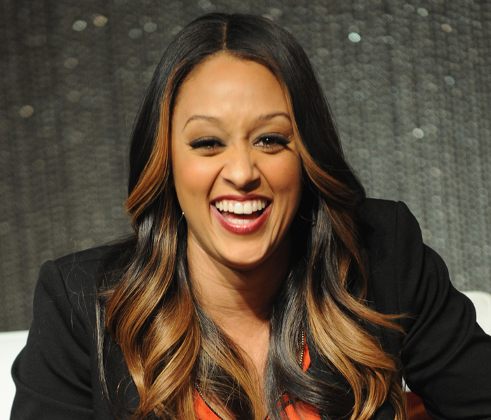 Tia Mowry on Instant Mom