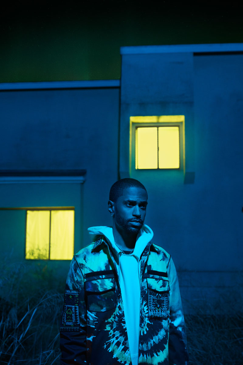 Detroit rapper Big Sean
