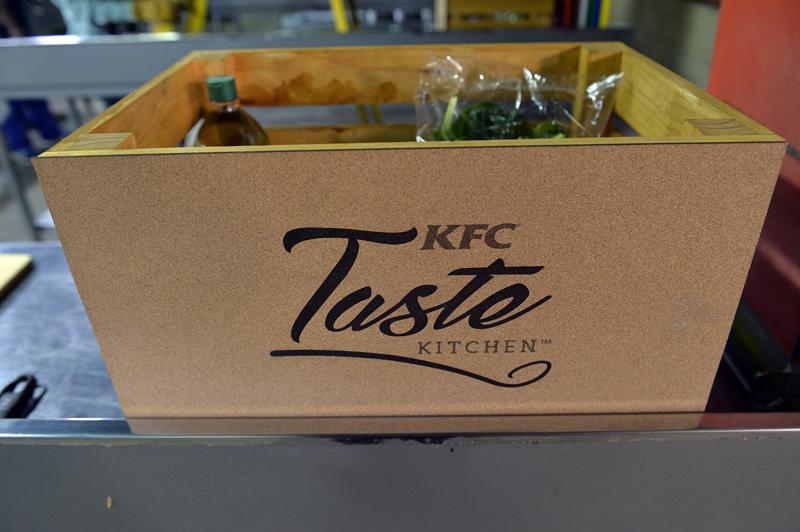 KFC Taste Kitchen Box