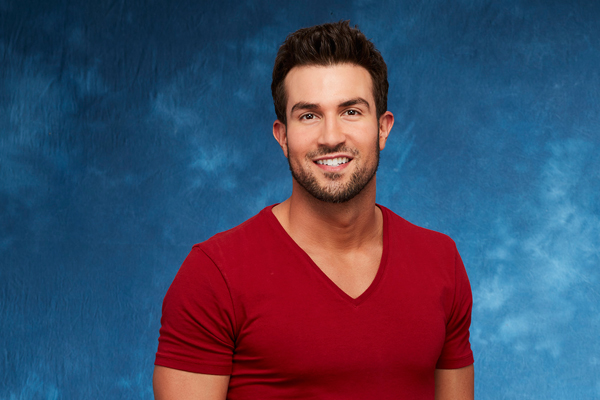 Bryan on The Bachelorette