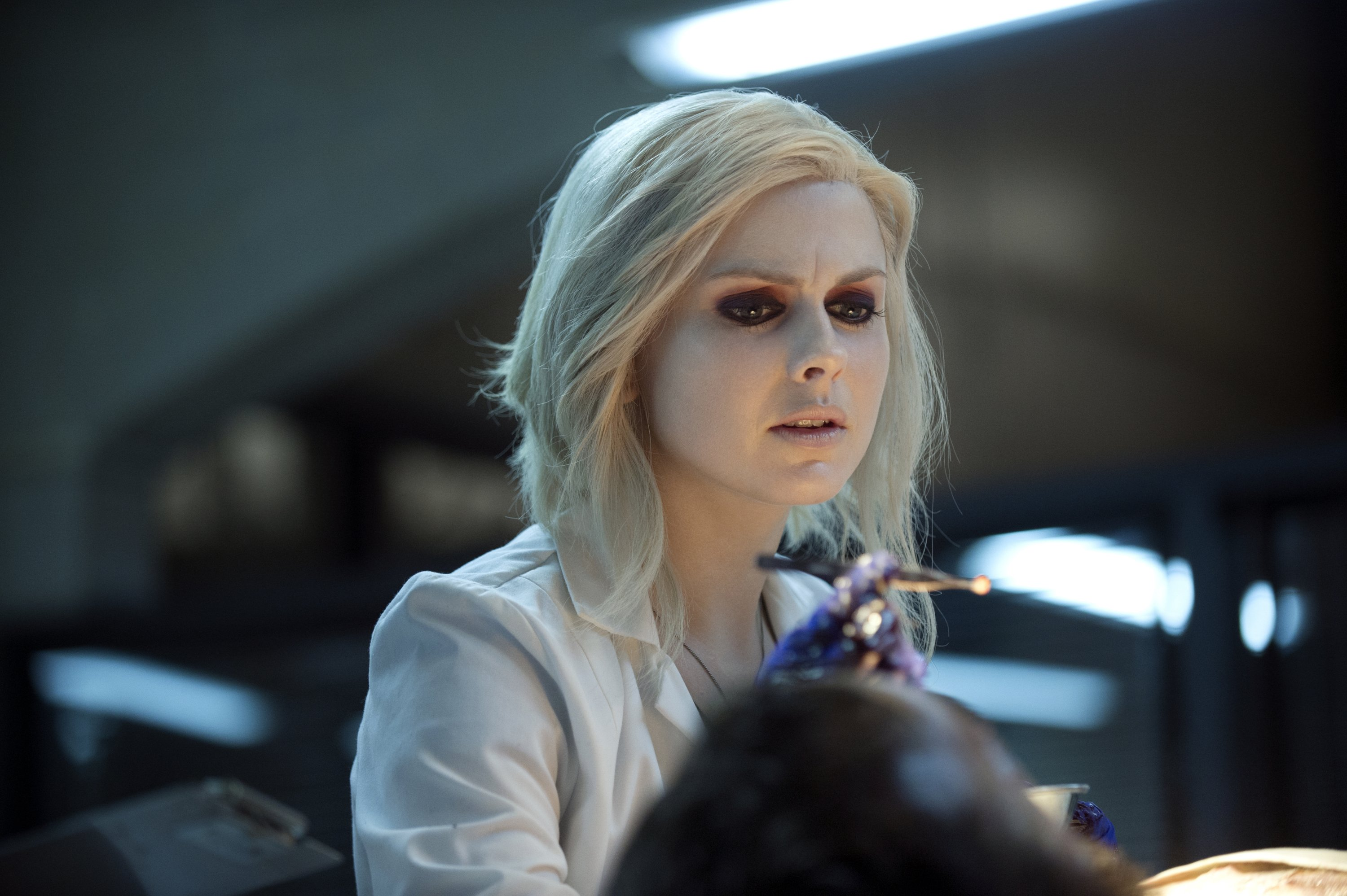Rose McIver as Liv Moore in iZombie