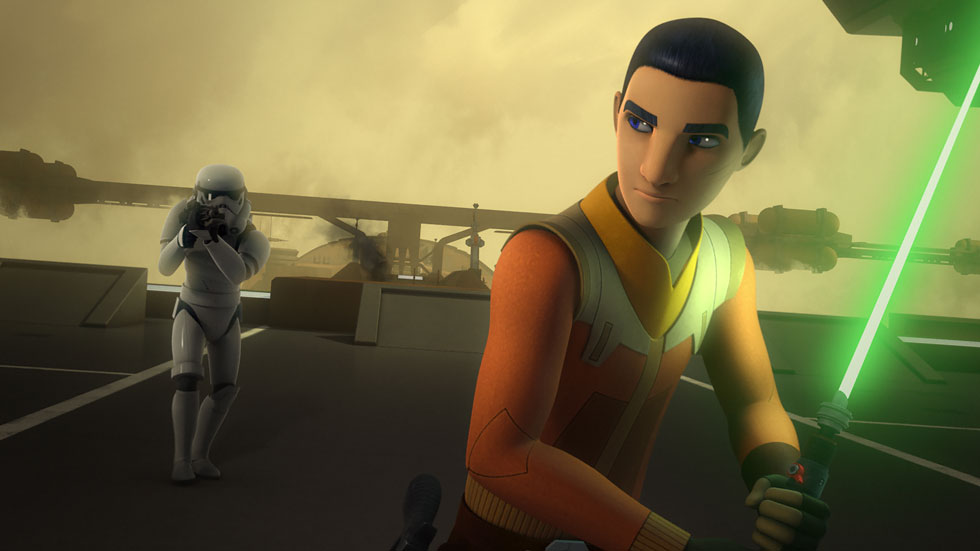 Image from Disney's Star Wars Rebels