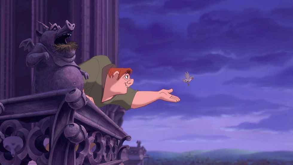 Dstv, Disney Corcunda de Notre Dame