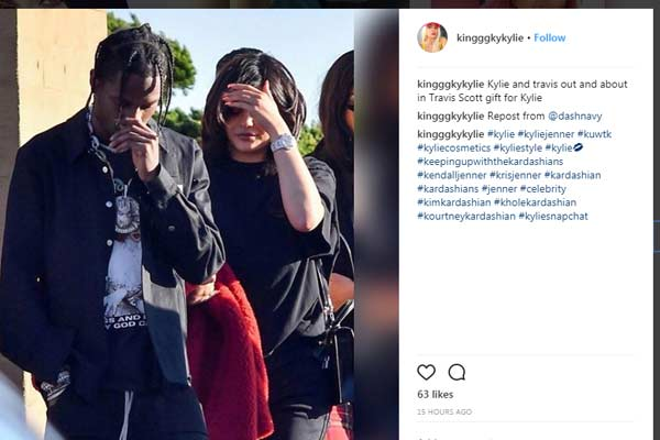 DStv_article_Kylie and Travis_Keeping Up With the Kardashians