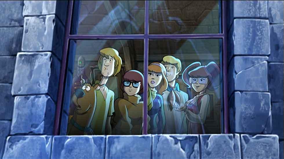 Dstv, Boomerang, Scooby Doo