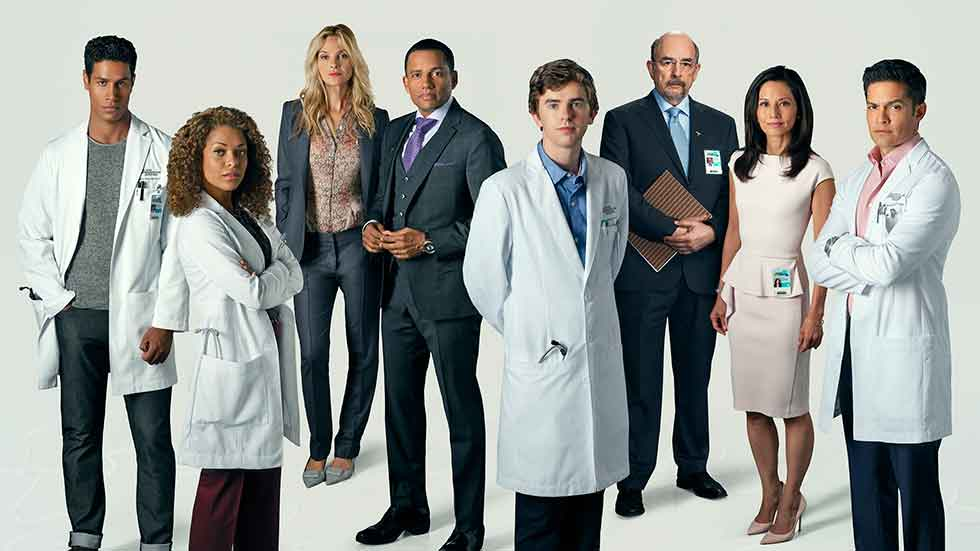 DStv, The Good Doctor, Axn