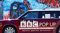 BBC pops up in Nairobi
