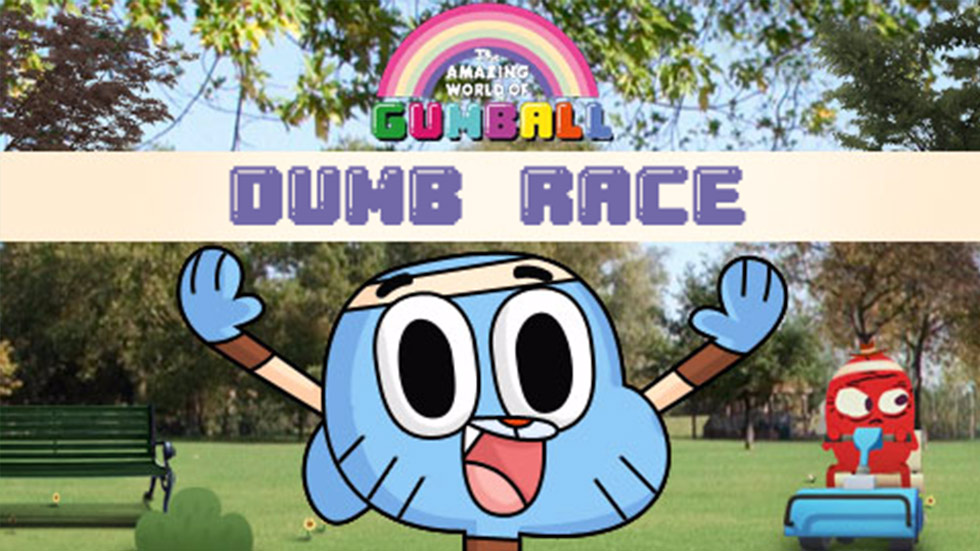Dumb Race: Gumball Games