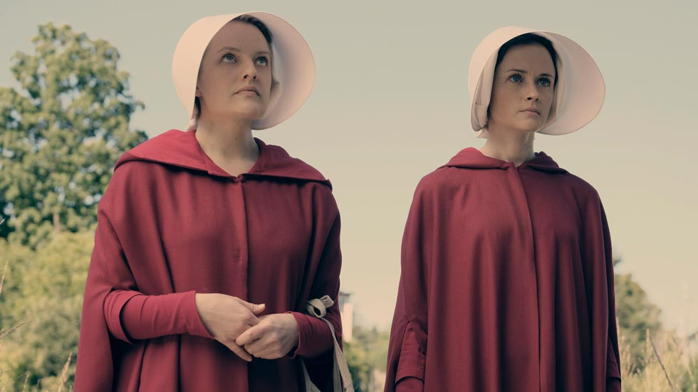 The Handmaid's Tale Elizabeth Moss